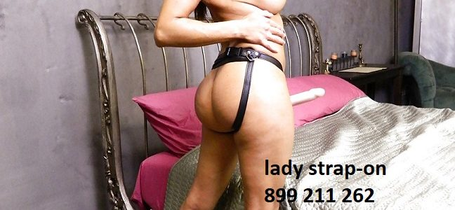 hotline sadomaso estremo 899 211 262 lady strap-on